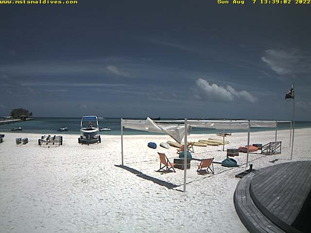 Kuredu Ocean Watersport Webcam