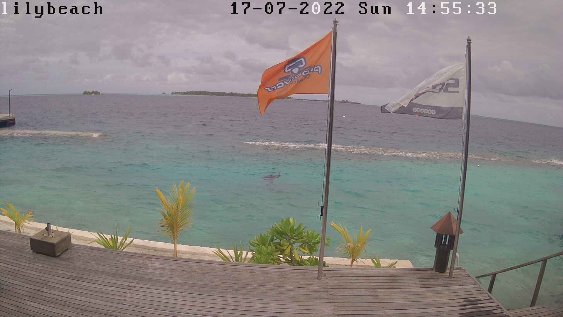 web-камера Мальдивы онлайн